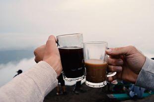 Kintamani coffee